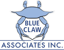 Blue Claw Associates Logo