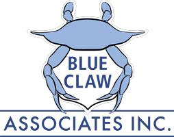 Blue Claw Associates Logo