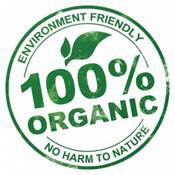 Photo of eco-Friendly Organic Fertilizer used by Blue Claw Landscaping